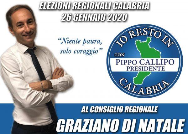 INAGURAZIONE DEL COMITATO ELETTORALE DI GRAZIANO DI NATALE AD AMANTEA
