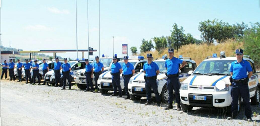 DI NATALE A DIFESA DEI DIRITTI DEI LAVORATORI DELLA POLIZIA PROVINCIALE