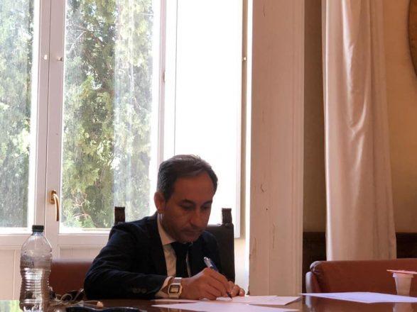"""""""ECCO COSA HA FATTO DI NATALE"""". IL PD EVIDENZIA L'OPERATO DEL CONSIGLIERE REGIONALE IN QUESTO MESE"""