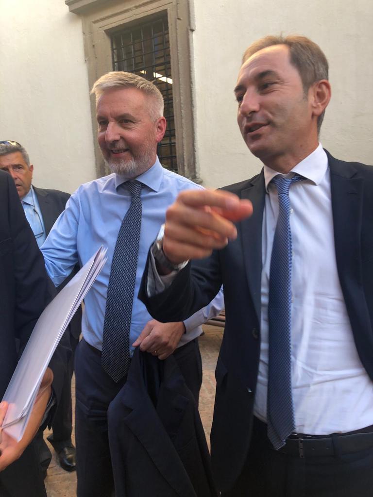 DI NATALE CHIAMA IL MINISTRO DELLA DIFESA PERCHÉ IL GOVERNO IMPUGNI L'ORDINANZA DELLA SANTELLI