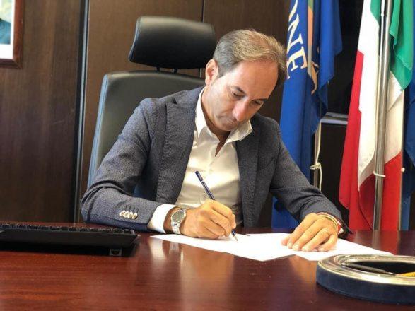 DI NATALE ELETTO VICE PRESIDENTE DELLA COMMISSIONE REGIONALE CONTRO LA 'NDRANGHETA